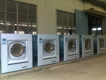 Full Automatic Hotel Laundry Washing Machines , Commercial Washing Machines For Hotels