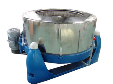 Professional Laundry Extractor Machine Equipped Low Noise With Starting Wheel