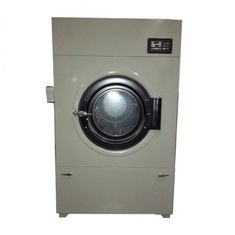 50kg Hotel Laundry Washing Machines Towel Dryer , Hotel Washer Dryer Large Drum