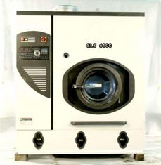 Dewatering Dry Cleaning Machine Low Loss With Heat Preservation Device