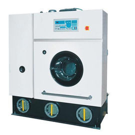 Compact Structure Hydrocarbon Dry Cleaning Machine Environmental Friendly
