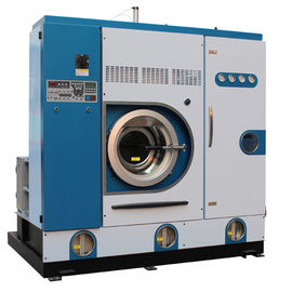 Heavy Duty Commercial Dry Cleaning Machine Distillation Heat Recycle Functional