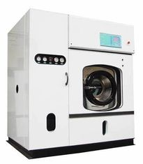 Fully Automatic Cloth Dry Cleaning Machines 8 Kg Rated Capacity 140lt Volume