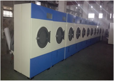 Gas Heating Industrial Cloth Dryer Machine , Combo Washer Dryer 700x700mm Drum